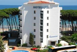 Испания. Бутик-отель в Ла-Пинеде.